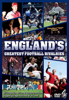 Englands Greatest Football Rivalries (DVD)