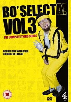 Bo Selecta - Series 3 (DVD)