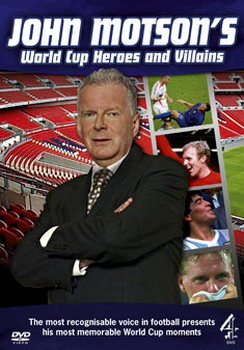 John Motsons World Cup Heroes And Villains (DVD)