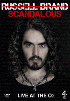 Russell Brand - Scandalous - Live At The 02 (DVD)