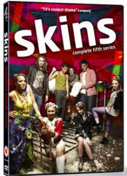 Skins - Series 5 - Complete (DVD)