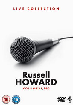 Russell Howard 1-3 - Collection (DVD)