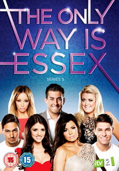The Only Way Is Essex - Series 5 (DVD)