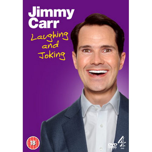 Jimmy Carr: Laughing And Joking (DVD)