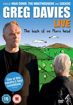 Greg Davies: The Back Of My Mum'S Head (DVD)