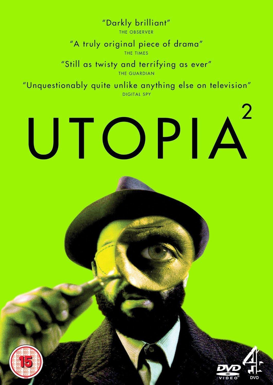 Utopia - Series 2 (DVD)