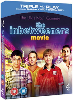 The Inbetweeners Movie (Triple Play: Blu-Ray  DVD & Digital Copy)