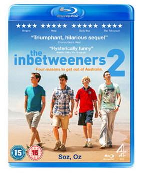 The Inbetweeners 2 (Blu-ray)