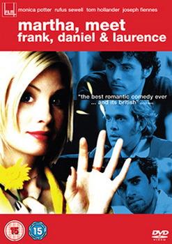 Martha  Meet Frank  Daniel And Laurence (DVD)