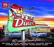 Various - Rock'n'Roll Diner (Music CD)