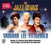Ella Fitzgerald - My Kind Of Music (The Jazz Divas) (Music CD)