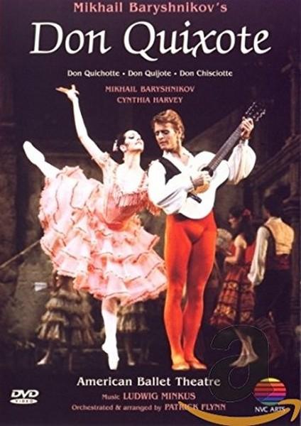Don Quixote - American Ballet (DVD)