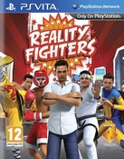 Reality Fighters (POL/HUN/CZE/SK - Lang on Box - All Lang In Game) (Vita)