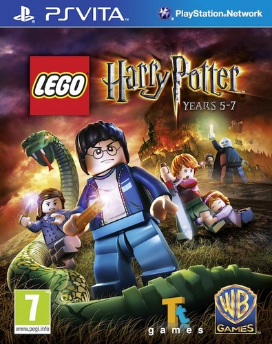 LEGO Harry Potter: Years 5-7 (Vita)