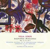 De Los Angeles/Villa-Lobos - Villa-Lobos/Bachianas Brasileiras