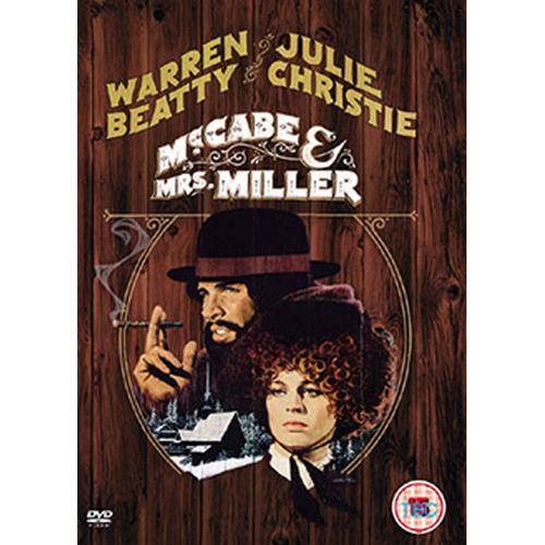 Mccabe & Mrs Miller (DVD)