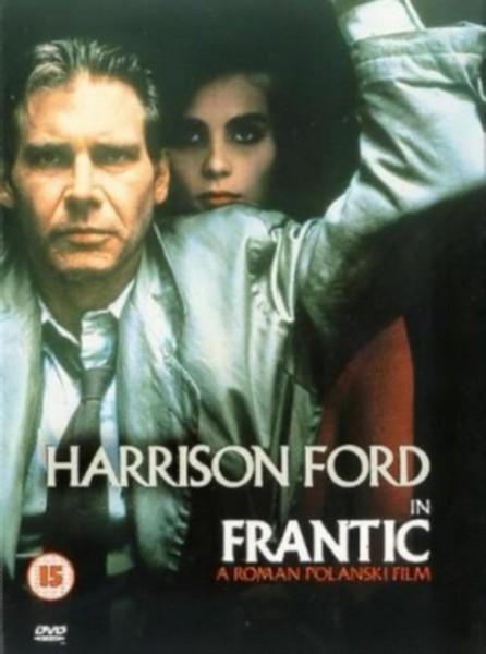 Frantic (1988) (DVD)