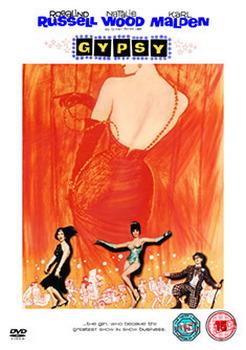 Gypsy (1962) (DVD)
