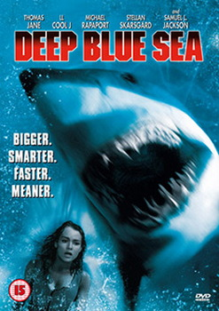 Deep Blue Sea (DVD)