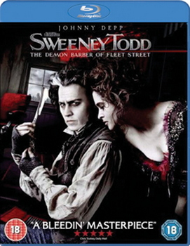 Sweeney Todd - The Demon Barber Of Fleet Street (Blu-Ray)