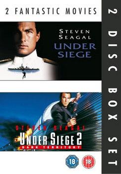 Under Siege / Under Siege 2 (DVD)