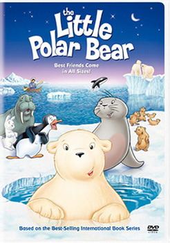 Little Polar Bear (DVD)