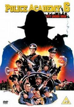 Police Academy 6 (DVD)