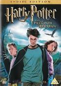 Harry Potter And The Prisoner Of Azkaban (1 Disc) [DVD]
