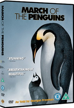 March Of The Penguins - Luc Jacquet (DVD)