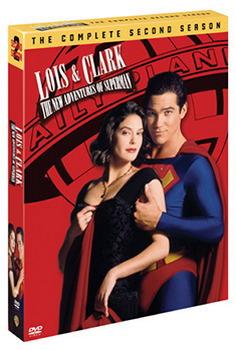 Lois And Clark - The New Adventures Of Superman - Season 2 (DVD)