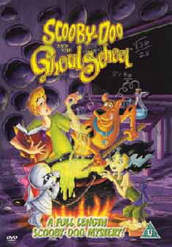 Scooby Doo - And The Ghoul School (DVD)