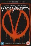 V For Vendetta (2 Disc Deluxe Edition)