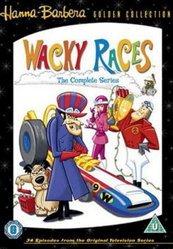Wacky Races - Complete Collection (DVD)