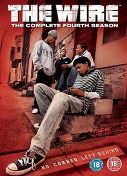 The Wire - Season 4 (DVD)
