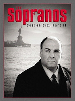 The Sopranos - Series 6 - Part 2 (DVD)
