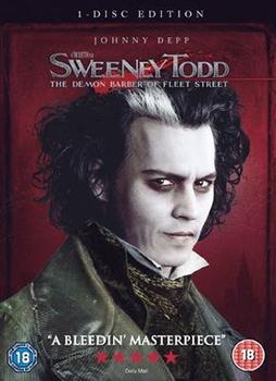 Sweeney Todd - The Demon Barber Of Fleet Street (DVD)