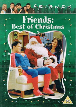 Friends: The Best Of Christmas (DVD)