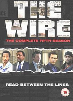 The Wire - Season 5 (DVD)