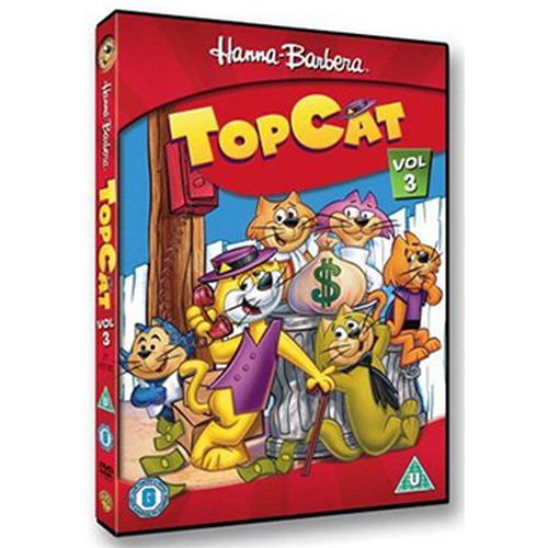 Top Cat - Volume 3 (DVD)