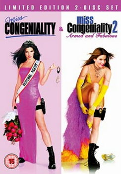 Miss Congeniality / Miss Congeniality 2 (DVD)