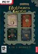 Baldurs Gate Compilation (PC DVD)