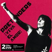 Pretenders - Viva El Amor! (2CD + DVD )