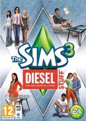 Sims 3: Diesel Stuff Pack (French Box but all languages in Game) (PC)