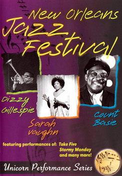 New Orleans Jazz Festival 1969 (DVD)