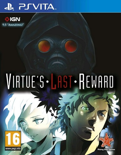 Virtue's Last Reward (Vita)