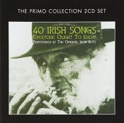 The Original Irish Boys - 40 Irish Songs Everyone Ought To Know (Music CD)