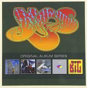 Yes - Original Album Series (Music CD)