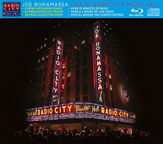 Joe Bonamassa: Live At Radio City Music Hall [Blu-ray] (Blu-ray)