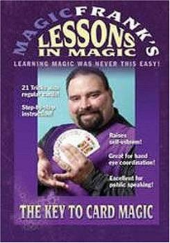 Magic Frank'S Lesson'S In Magic Vol.2 (DVD)