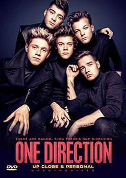 One Direction: Up Close And Personal (DVD)